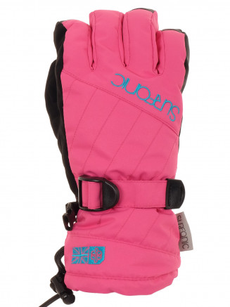 Womens Feeler Surftex Glove Pink