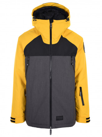 Mens Skyway Hypadri Jacket Yellow