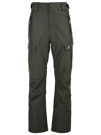 Mens Ruckus Surftex Ski Pant Green
