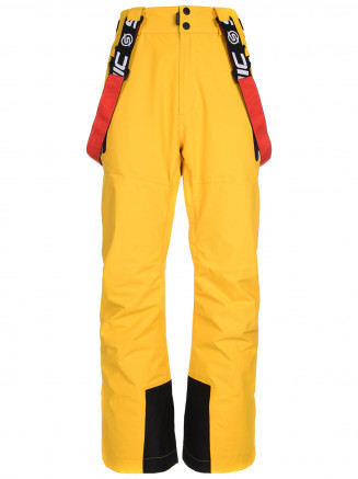 Mens Duel Hypadri Ski Pant Yellow