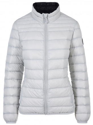 Womens Spark Down Jacket Grey
