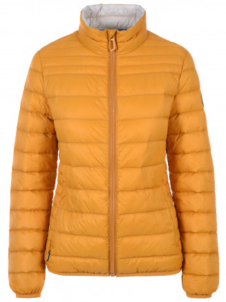 Womens Spark Down Jacket Yellow