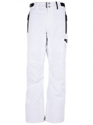 Womens Shine Surftex Ski Pant White