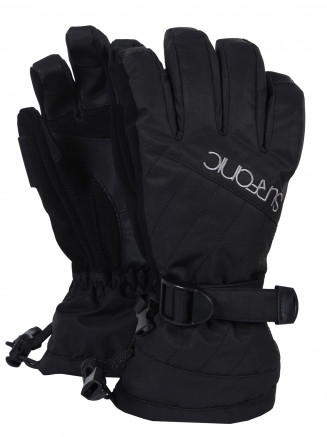 Womens Feeler Surtex Glove Black