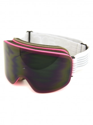 Womens Refract Goggles Pink