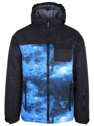 Boys Bravo Surftex Ski Jacket Blue