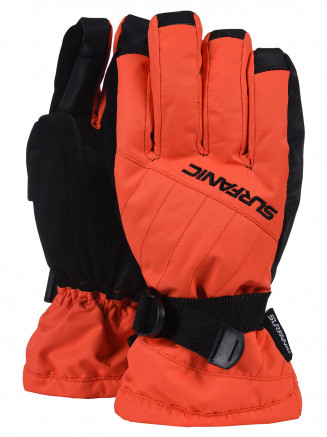 Boys Snapper Surftex Glove Orange