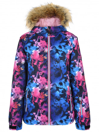 Girls Dash Surftex Ski Jacket Mixed