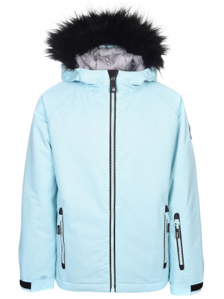 Girls Dash Surftex Ski Jacket Blue