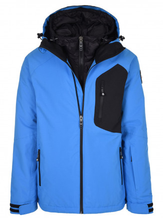 Mens Exodus Hypadri Jacket Blue