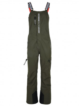 Mens Blackjack Surftex Pant Green