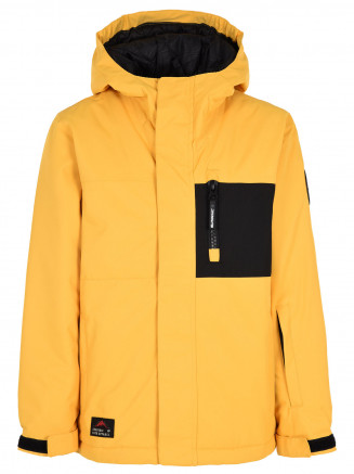 Boys Ramble Surftex Jacket Yellow