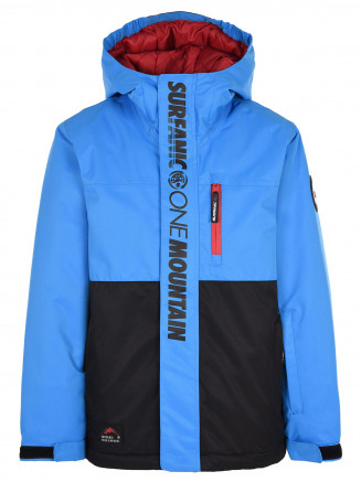 Boys Carve Surftex Jacket Blue