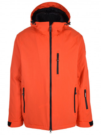 Mens Apex Hypadri Jacket Orange