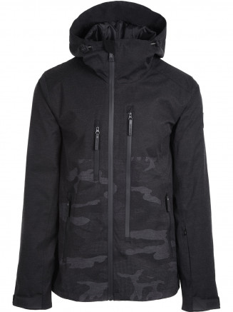 Mens Ultra Hypadri Jacket Black