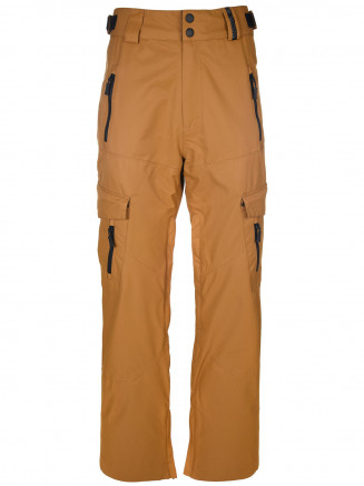 Mens Seige Surftex Ski Pant Yellow