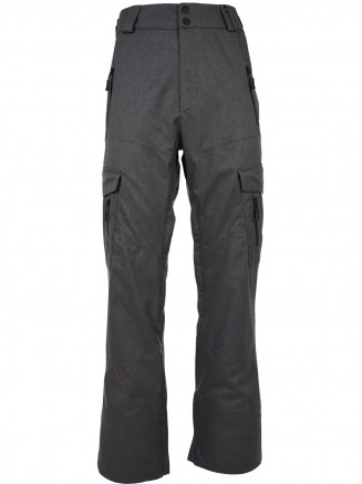 Mens Seige Surftex Ski Pant Grey