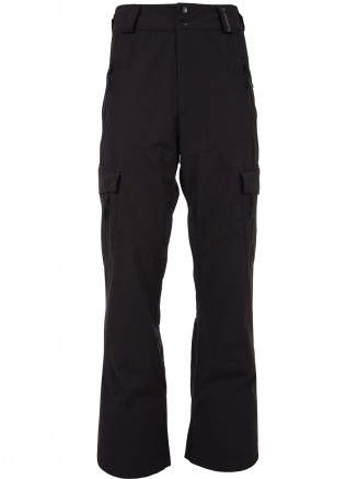 Mens Seige Surftex Ski Pant Black