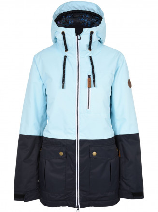 Womens Breeze Surftex Jacket Blue