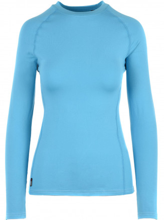Womens Cozy Crewneck Blue