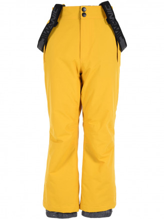 Boys Dynamo Surftex Ski Pant Yellow