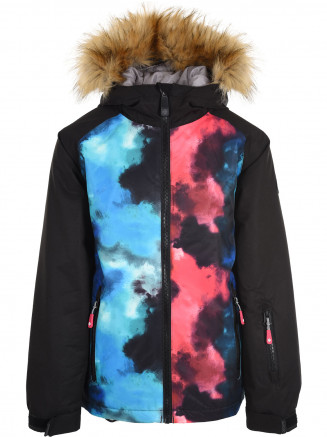 Girls Mirage Surftex Ski Jacket Blue