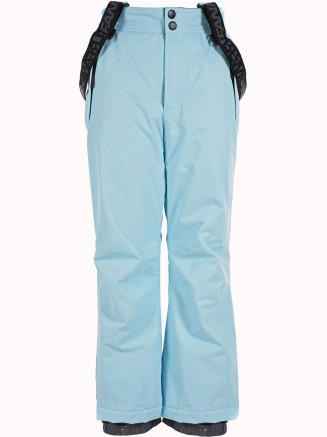 Girls Sparkle Surftex Pant Blue