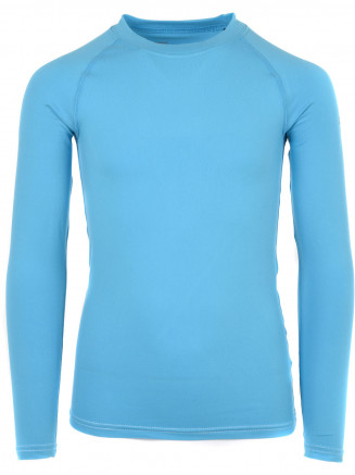 Girls Cozy Crewneck Blue