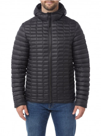 Mens Hewick Insulated Jacket Black