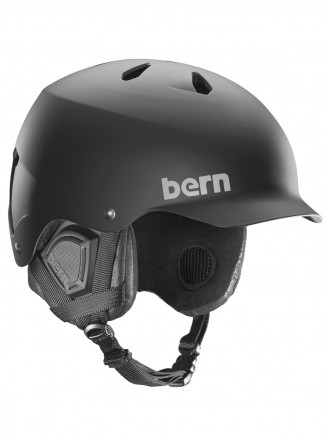 Mens Watts Mips Helmet With Liner Black