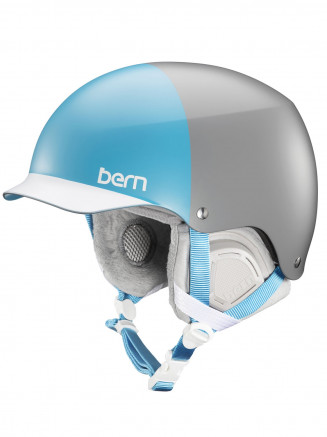 Womens Muse Helmet With Liner Turquoise