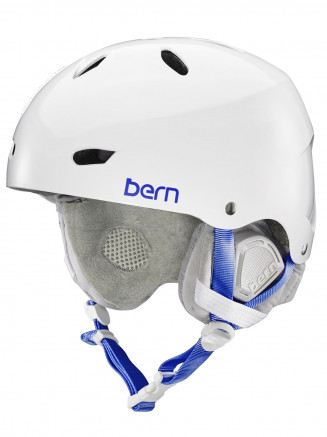 Womens Brighton Eps Helmet With Liner White
