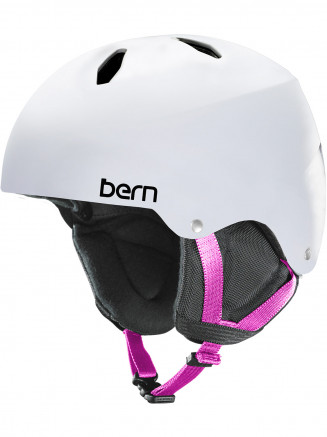 Girls Team Diabla Helmet White
