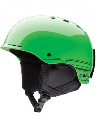 Kids Holt Junior Helmet Green