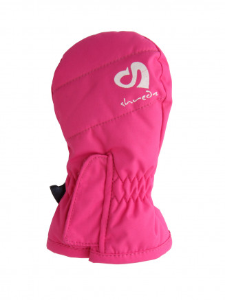 Girls Infants Mitt Pink