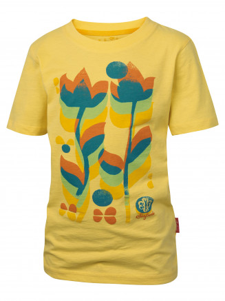 Girls Ormond Tshirt Yellow
