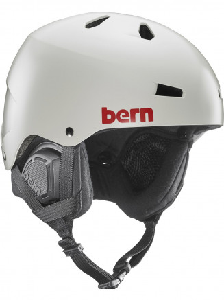 Mens Macon Thin Shell Helmet With EPS Foam Grey