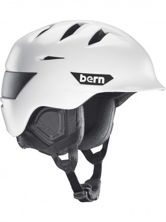 Mens Rollins Helmet With Zipmold Foam White