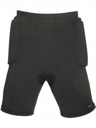Mens Womens Bump Pants Black