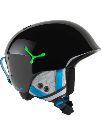 Mens Womens Suspense Helmet Black