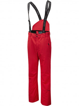 Mens Park Surftex Ski Pant Red