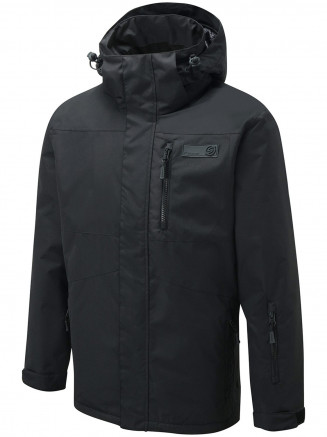 Mens Arma Surftex Jacket Grey