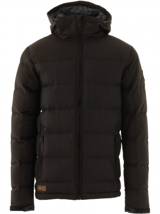 Mens Fjord Insulated Jacket Black