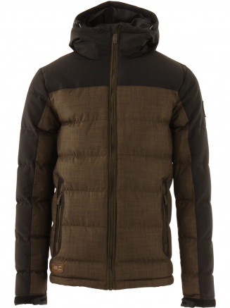 Mens Fjord Insulated Jacket Green