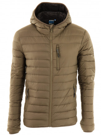 Mens Polar Jacket Green