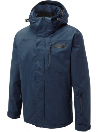 Mens Arma Surftex Ski Jacket Blue