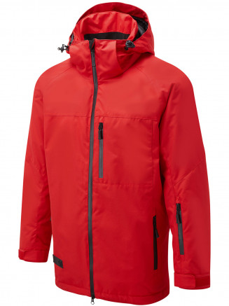 Mens Strike Surftex Ski Jacket Red