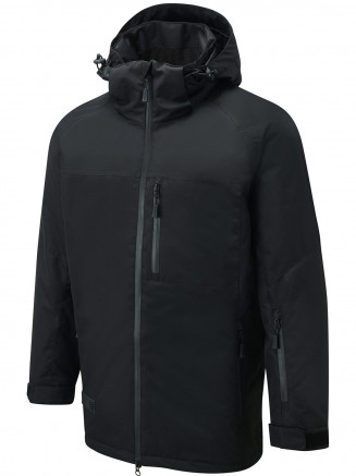Mens Strike Surftex Ski Jacket Black