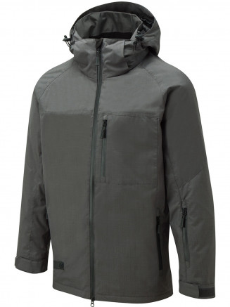 Mens Strike Surftex Ski Jacket Grey