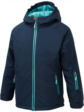 Girls Bubbles Surftex Ski Jacket Blue